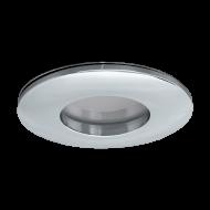 Venkovní vestavné LED osvětlení, odstín chromu MARGO-LED 97427