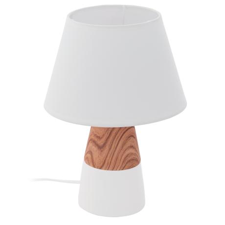 Stolní lampa s textilním stínítkem SORITA 97095