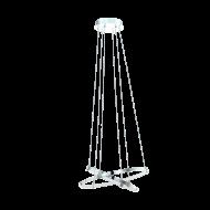 Designový závěsný LED lustr NEBREDA 96639