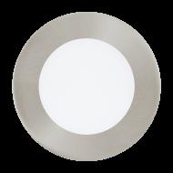 LED vestavné zápustné svítidlo FUEVA 1 96406