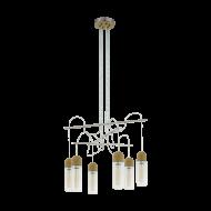 Designový LED lustr ZACHARO 1 96946